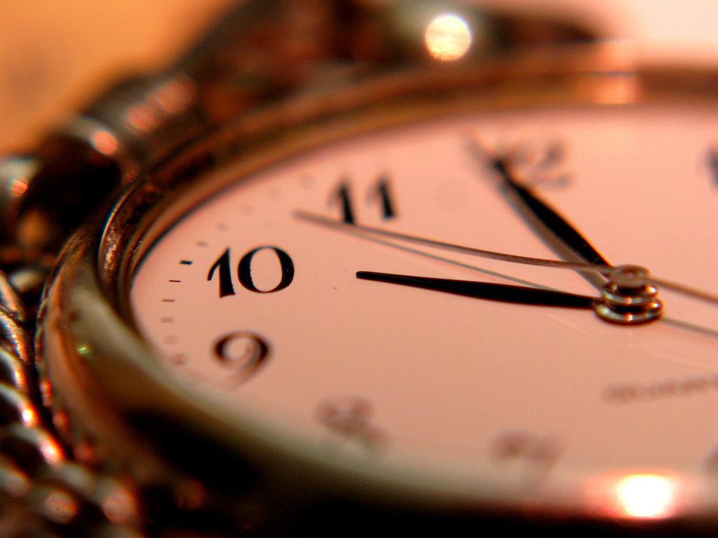 Leadership Time