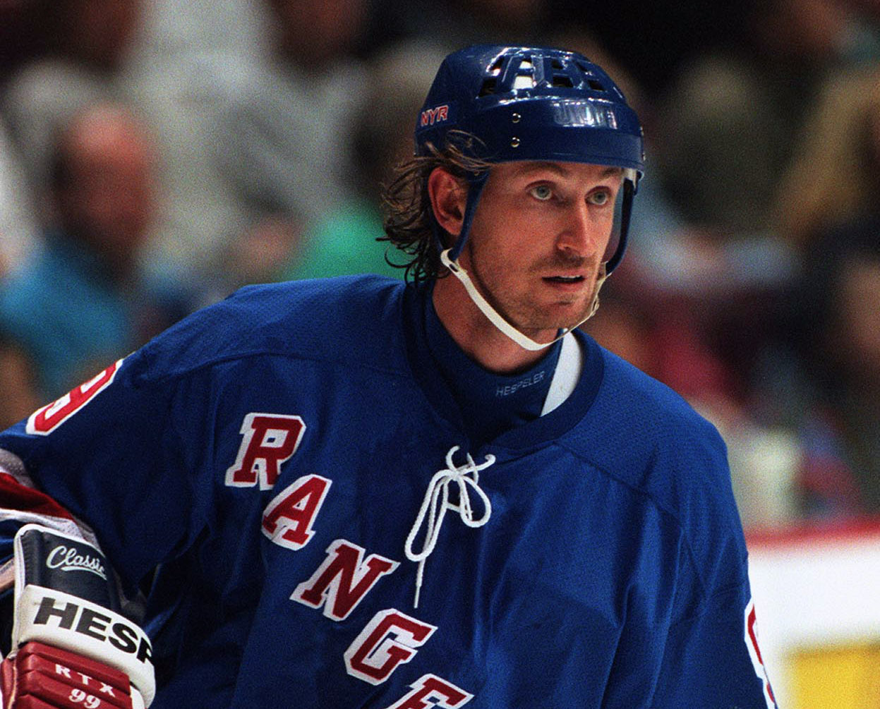 Wayne Gretzky And Tips For Breakthrough Performance