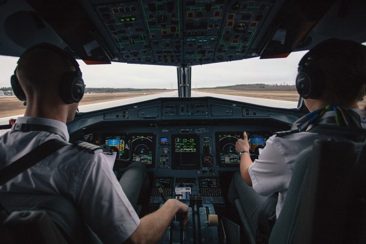 Communicating Is Like Flying An Airplane—It's Always Off Course