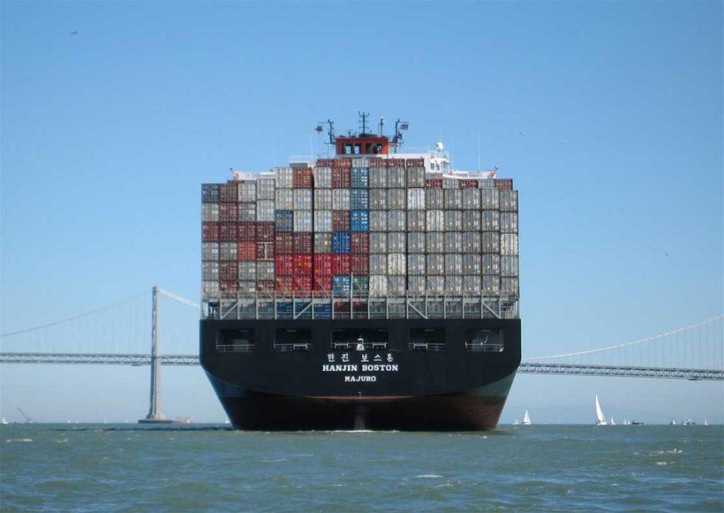 The Disruption Ship