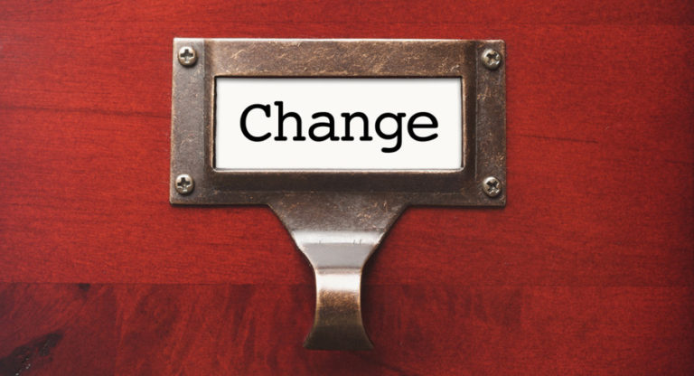 Leading Change–It All Starts with You!
