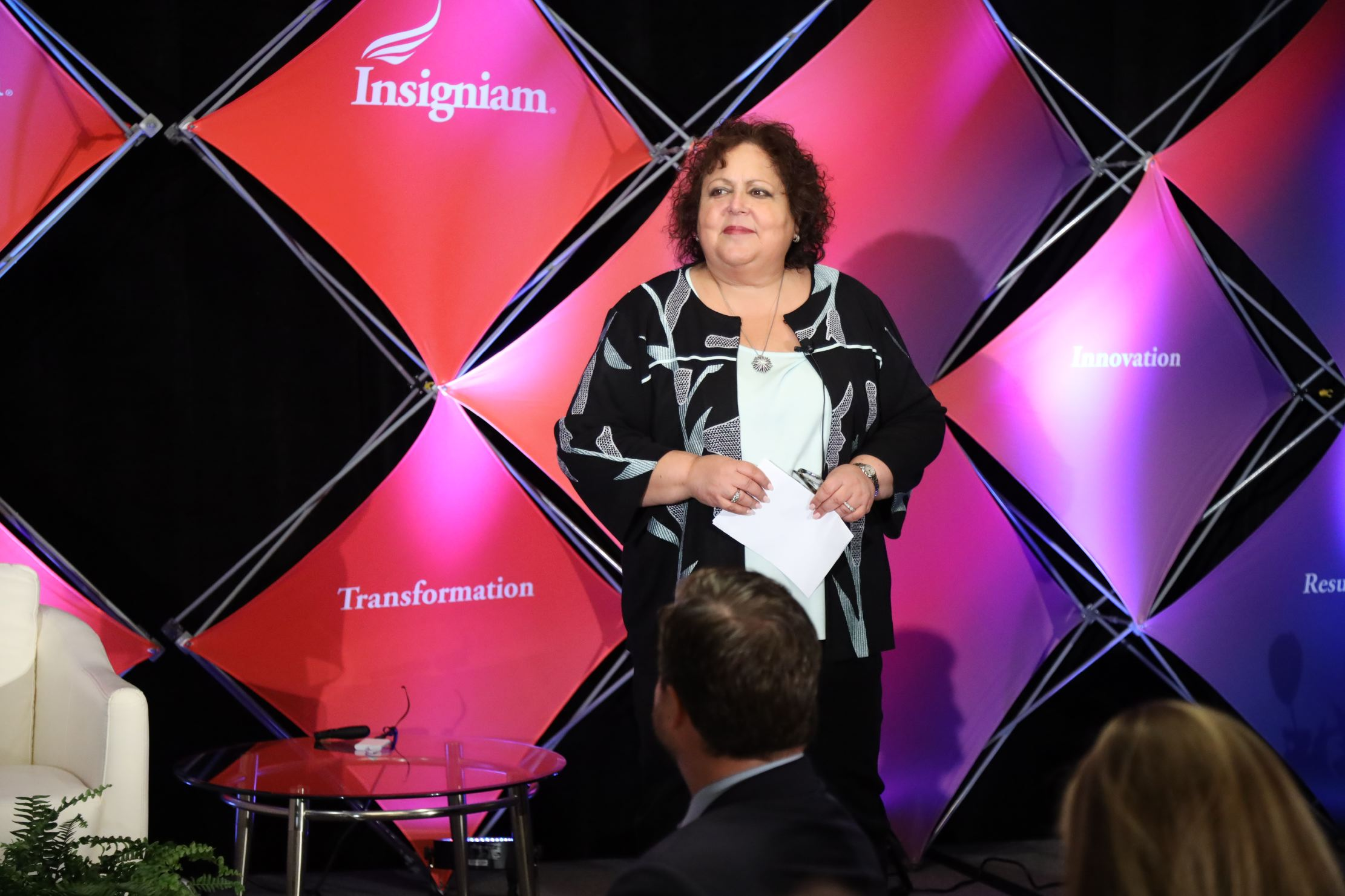 Insigniam Co-Founder Shideh Sedgh Bina named to PharmaVOICE 100 Most Inspiring People