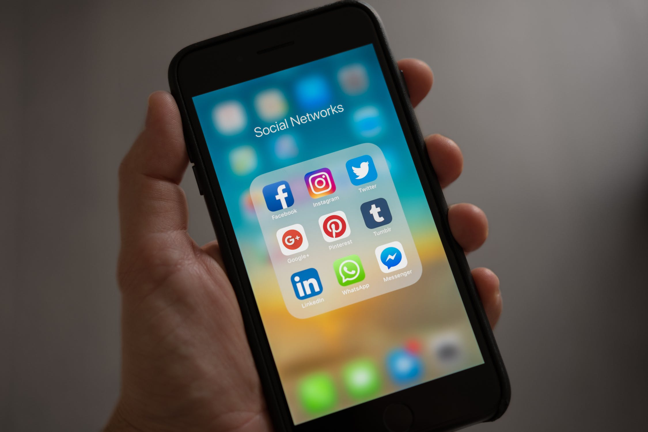 If You Aren't On Social Media, You're Leading Wrong