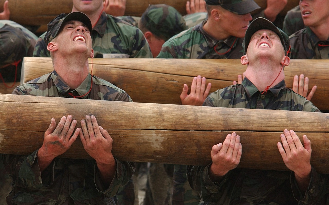 Three Business Lessons From Military Officer Training