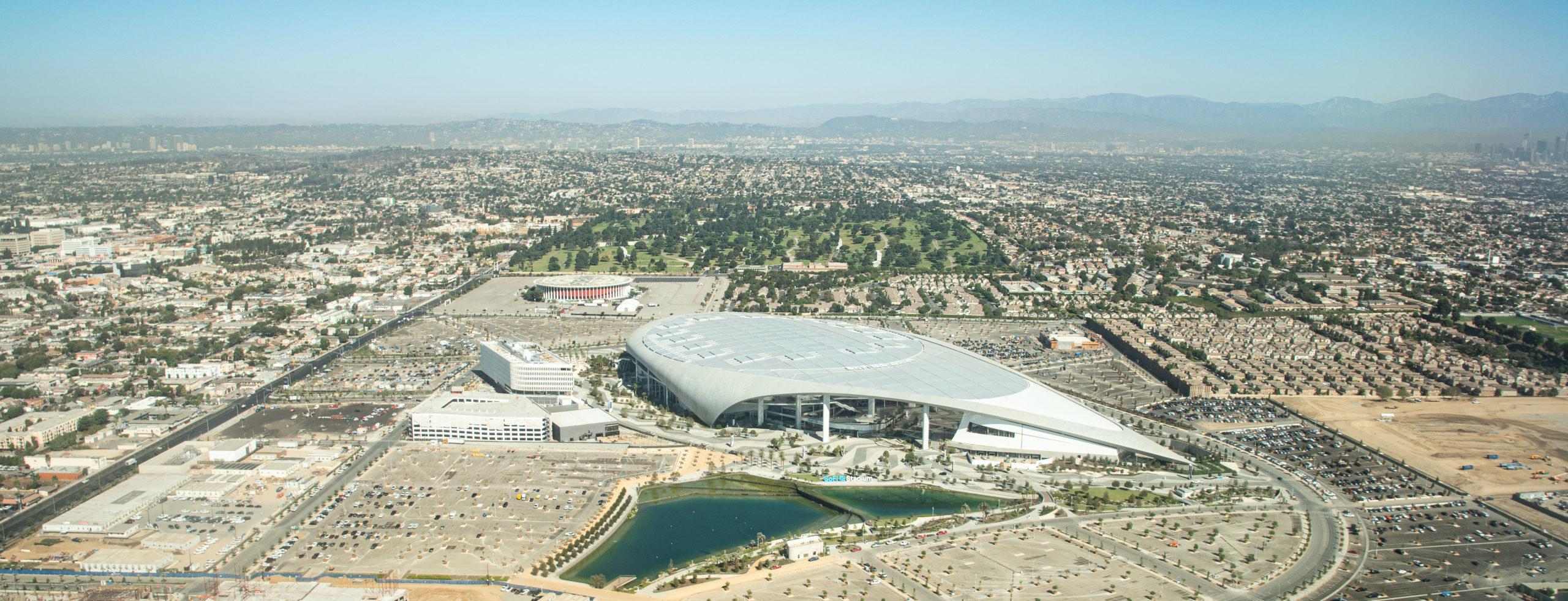 Los Angeles' SoFi Stadium: Breakthrough, Innovation, and Transformation